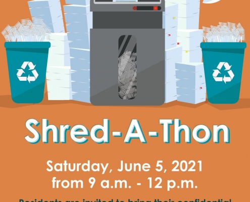 Port st Lucie Shred a thon